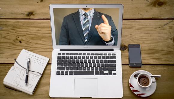 Especialista Leydee Rosado deja algunas claves para dar con éxito el examen de trabajo virtual. (Pixabay / Referencial)