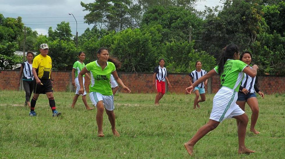 Se inició primer torneo de fútbol indígena de la Amazonía - 1