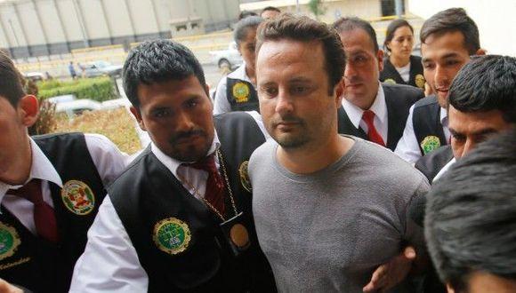 Christopher Franz Bettocchi fue liberado en junio del 2018 gracias a una acción de hábeas corpus. (Foto: GEC)