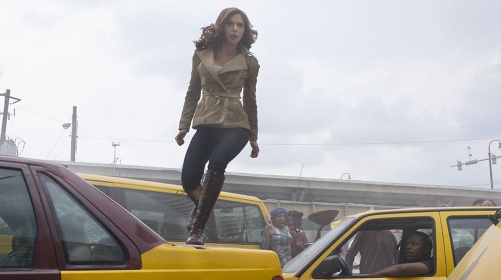 """""""Capitán América: Civil War"""": mira las nuevas fotos de la cinta - 2"""