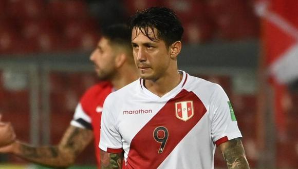 Gianluca Lapadula jugó sus dos primeros partidos con la selección y dejó buenas sensaciones. (Foto: GEC / Agencias)