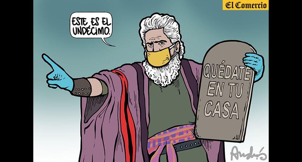 Publicado hoy en El Comercio.