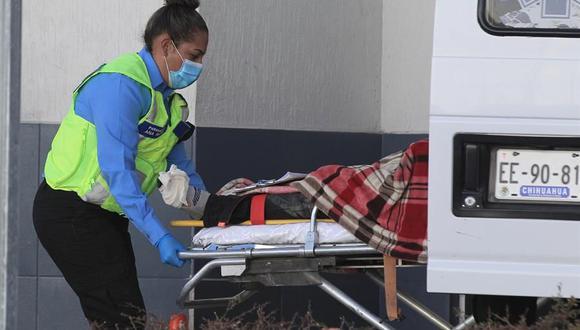Coronavirus en México | Últimas noticias | Último minuto: reporte de infectados y muertos hoy, martes 9 de marzo del 2021 | Covid-19 | (Foto: EFE/ Luis Torres).