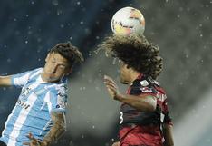Racing empató 1-1 ante Flamengo en choque de ida por octavos de final de Copa Libertadores