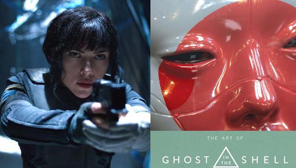 """""""Ghost in the Shell"""" muestra sus robots realistas en imágenes"""