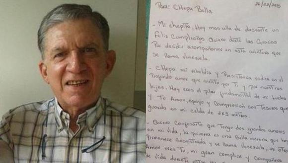 Venezuela: La última carta del opositor muerto en prisión
