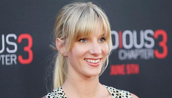 """""""Glee"""": actriz Heather Morris anunció su embarazo en Instagram"""