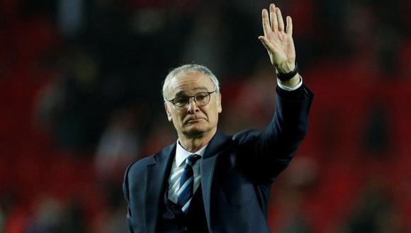"""Ranieri tras ser destituido del Leicester: """"Mi sueño murió"""""""