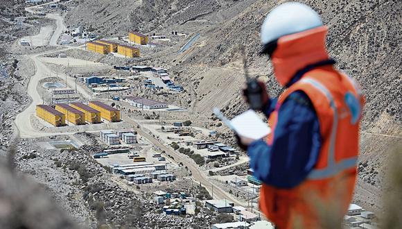 """""""El marco que regula la actividad minera (y la inversión extranjera en general) debería revestir un mayor interés de las autoridades locales"""" (Foto: Difusión / Anglo American)"""