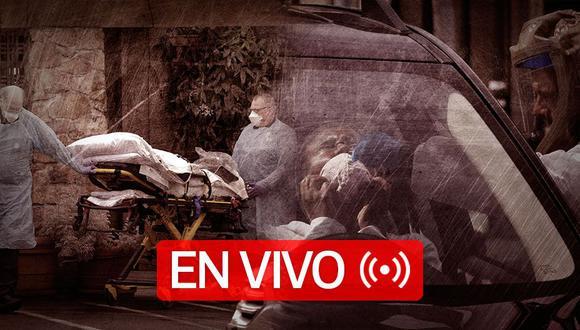 Coronavirus Estados Unidos EN VIVO | Último minuto, número de muertos y casos confirmados de Covid-19 en New York y las principales ciudades del país, hoy jueves 28 de mayo de 2020. (Diseño El Comercio)