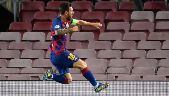 ¿Cuándo volverá a entrenar Lionel Messi con el Barcelona?. (Foto: LLUIS GENE / AFP)