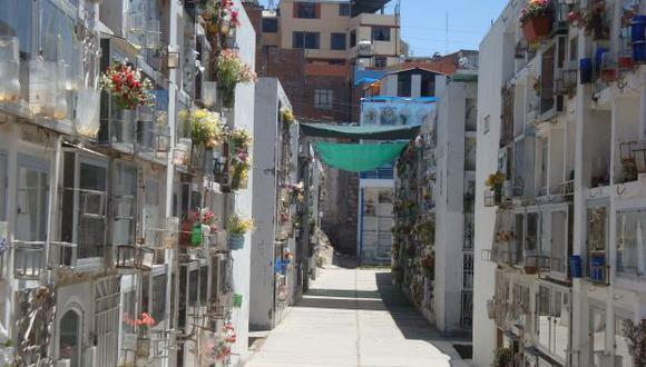 Fumigarán cementerio de La Apacheta para evitar enfermedades