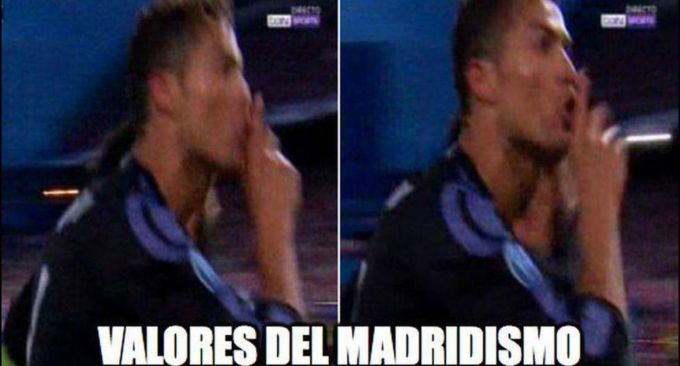 Real Madrid vs. Atlético Madrid: los memes de la semifinal - 28