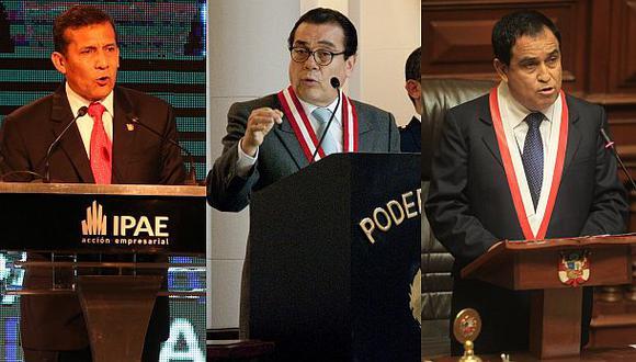 Aprobación de poderes del Estado cayó críticamente desde 2011