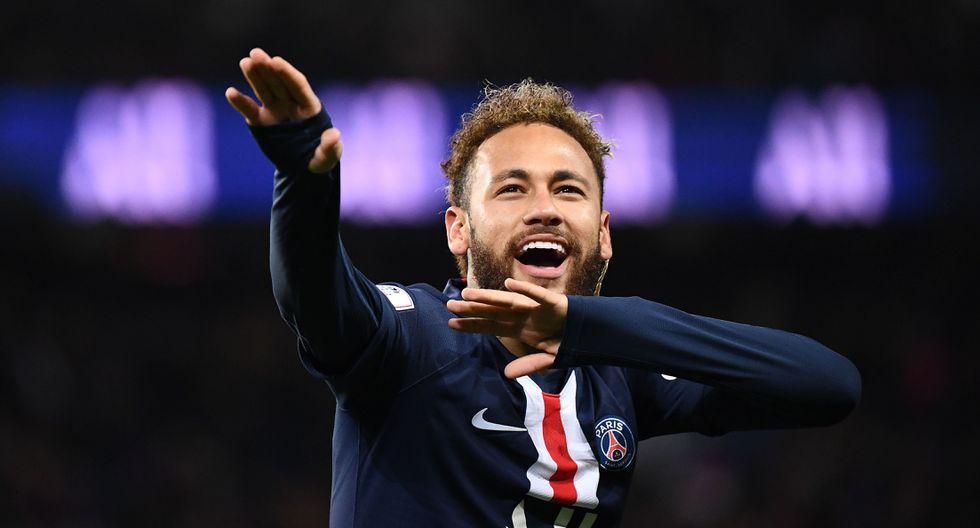 1. En el 2017 Neymar pasó del Barcelona al PSG por 222 millones de euros. (Foto: AFP)