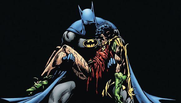 Joker: la vez que el enemigo de Batman mató a Robin (Foto: DC Comics)