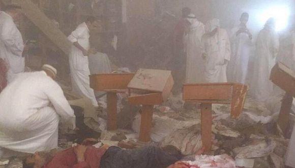 Kuwait: Estado Islámico mata a 27 personas en una mezquita