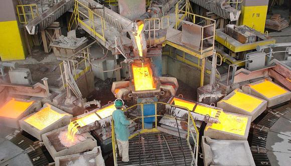 La producción de cobre alcanzó 949,217 toneladas entre enero y junio de 2020, según datos del Minem. (Foto: GEC)