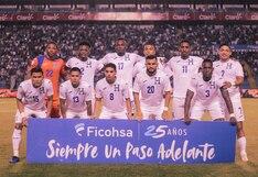 Honduras venció 1-0 a Martinica por la Liga de Naciones de la Concacaf