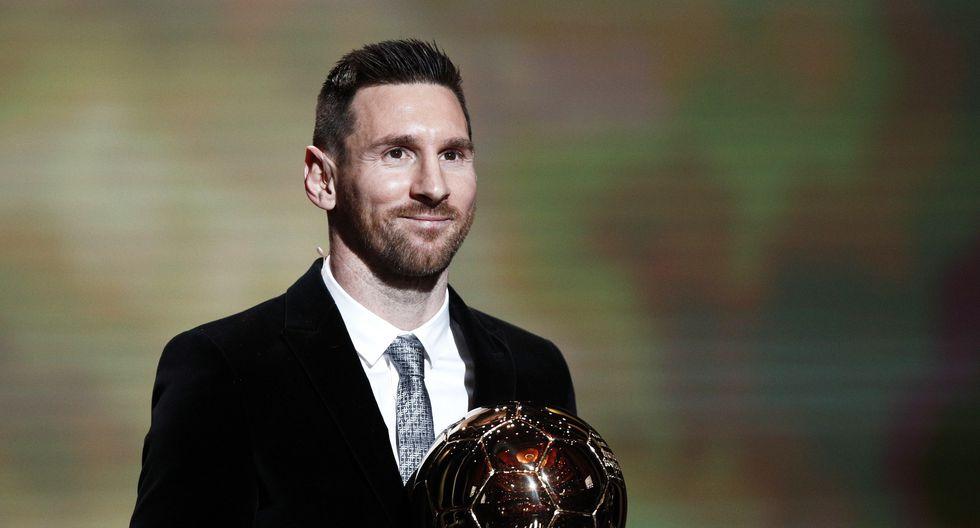 Lionel Messi, flamante ganador del Balón de Oro 2019. (Foto: AFP)