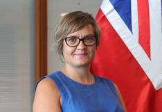 """Embajadora del Reino Unido: """"La vacuna es una buena noticia, pero hay mucho que aprender sobre cómo va a funcionar"""""""