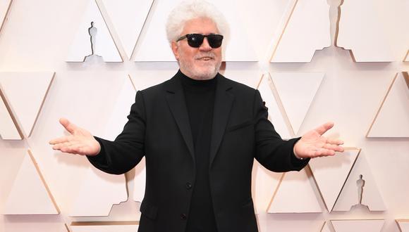 Pedro Almodóvar creará una instalación para el Museo de la Academia de Hollywood. (Foto: AFP)