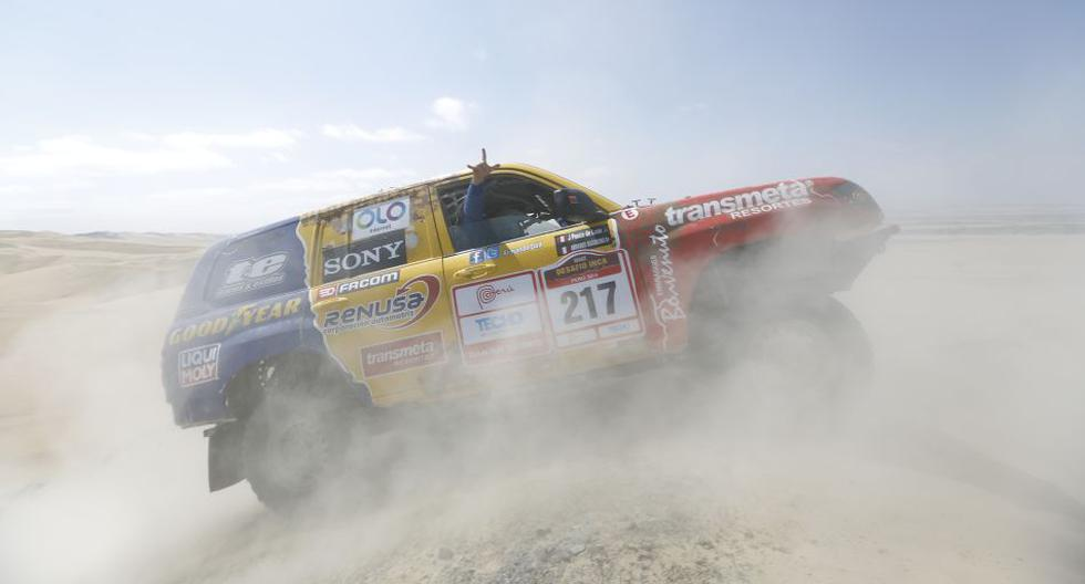 Desafío Inca: las mejores fotos del primer día de carrera - 15