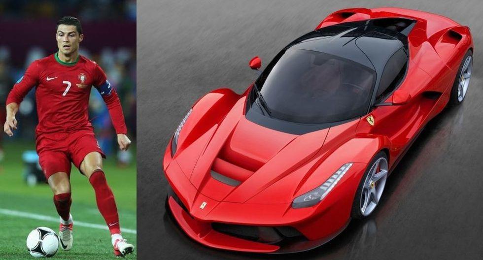 Estos son los autos que manejan los cracks del fútbol mundial - 2