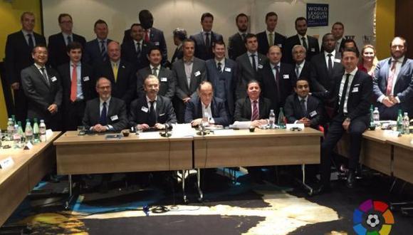 Crean Asociación Mundial de Ligas para hacer frente a la FIFA