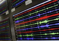 Sismo de 4.6 se registró esta mañana en Huaral