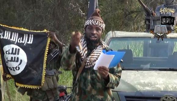 El grupo yihadista Boko Haram divulgó un nuevo video el viernes en el que desmiente rumores de que vaya a rendirse. (Archivo AFP)