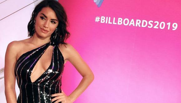 Lali Espósito deslumbró a todos con su paso por la Alfombra Roja de los Premios Billboard 2019. (Foto: Instagram)
