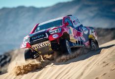 Dakar 2020: De Villiers ganó la segunda etapa en autos; Fernando Alonso perdió más de dos horas por una avería   Resultados EN VIVO