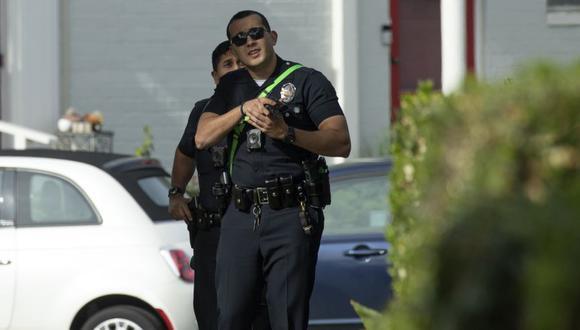 Gracias a Snapchat, la policía de California pudo dar con la ubicación de la adolescente y rescatarla. (Foto referencial: AFP/Archivo).