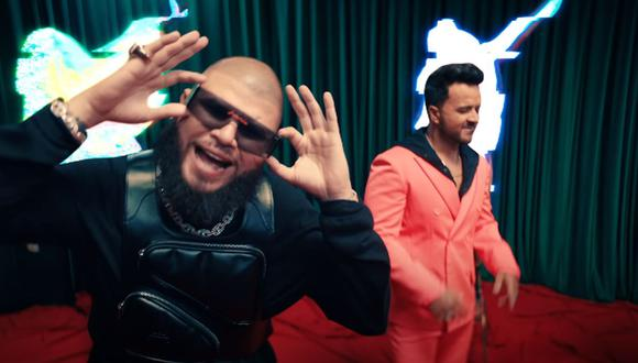 "Luis Fonsi estrenó el video de ""Perfecta"", su reciente canción junto a Farruko. (Foto: Captura de video)"