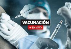 Vacunación COVID-19 Perú: Cronograma, cifras y última hora hoy, 19 de octubre
