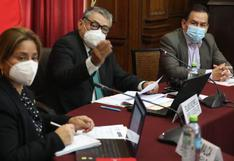 Congreso: piden reactivar comisión especial para elegir magistrados del TC