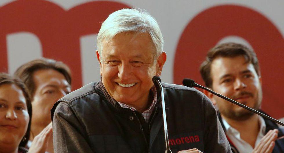 Andrés Manuel López Obrador lidera encuesta rumbo a elecciones en México. (Foto: Reuters)