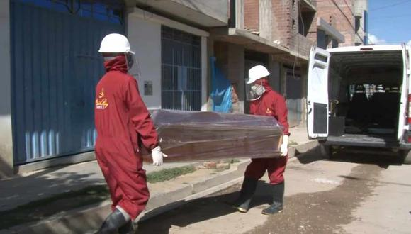 Junín: región registra 574 fallecidos durante los primeros 47 días del año por COVID-19 (Foto: Diresa Junín)