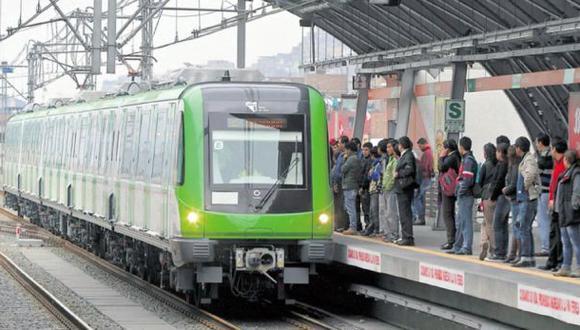 Tres empresas compiten por la línea 2 del Metro de Lima