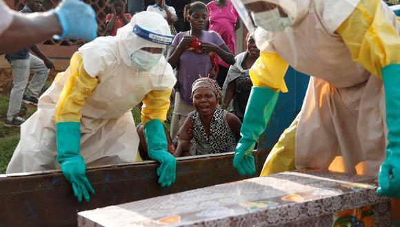 El ébola salta a Uganda y deja ya un muerto en tres casos confirmados. (Reuters).
