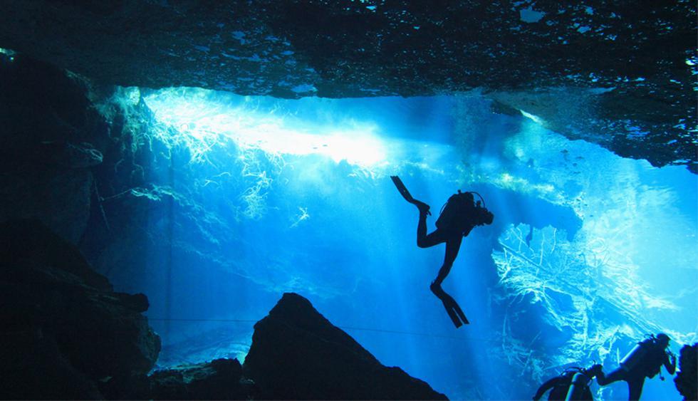 Riviera Maya, México. México se caracteriza por sus playas paradisíacas, cenotes llenos de diversidad de peces, especies y colores. Los mejores sitios para bucear son Isla Mujeres y Holbox. (Foto: Shutterstock)