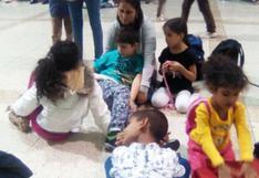Piden a Luz Salgado mediar por traslado de 130 niños venezolanos