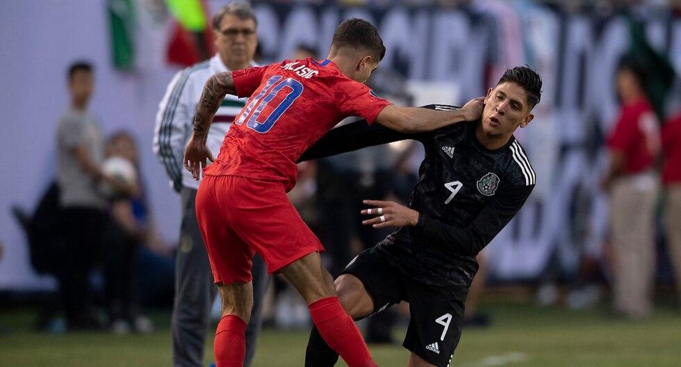 Estados Unidos vs. México EN VIVO ONLINE vía Sky HD: empatan 0-0 por la final de la Copa Oro 2019   Foto: México