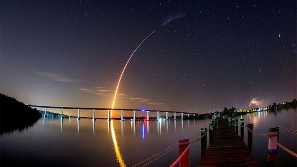El lanzamiento del módulo Dragon es clave para SpaceX y sus aspiraciones de llevar personas a la Estación Espacial Internacional. (Foto: Reuters)