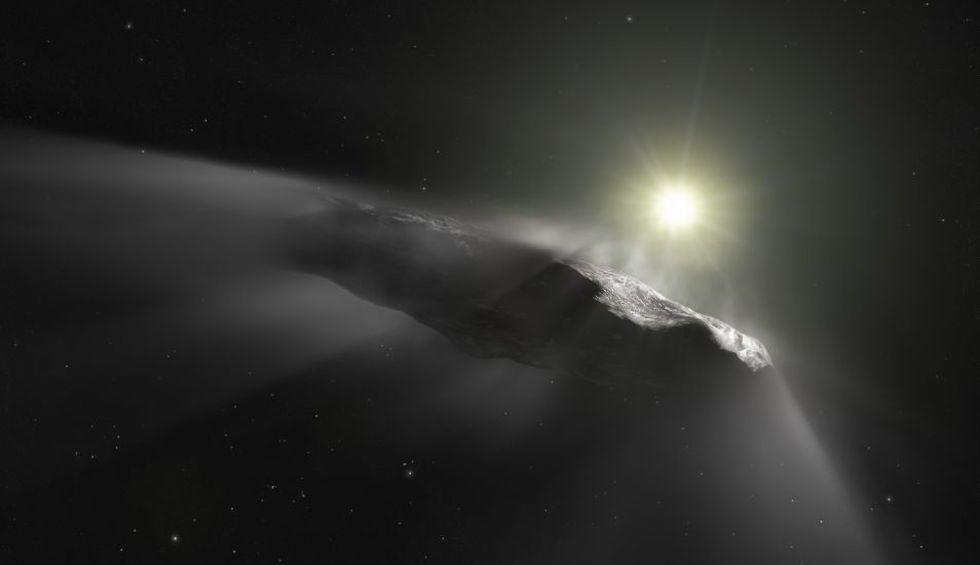 Los asteroides se clasifican en función de su ubicación, composición o agrupamiento. (Foto: AFP)