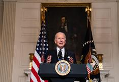 """Biden dice que EE.UU. liderará combate contra la """"amenaza existencial"""" del cambio climático"""