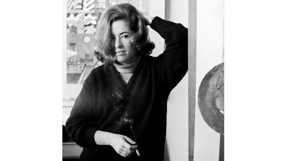 """""""Niña en la cola"""". Pestana no solo se dedicó a retratar artistas y escritores. Sus fotos también mostraban lo social y lo cotidiano."""