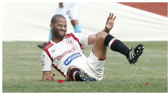Alberto Rodríguez no se presentó a entrenar con Universitario y no le contestó a Gregorio Pérez