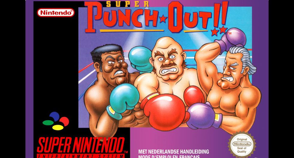 """""""Super Punch-Out!!"""""""